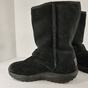 Skechers Shoes - skechers shape up womens boots size 8 black suede